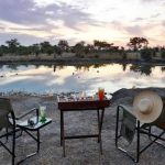 Travelling in Kasane, Botswana